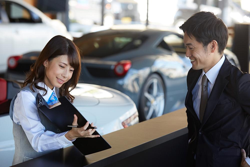 弊社はお客様が安心して乗れる中古車を厳選して販売をしております。
